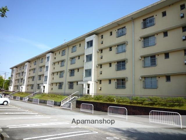 富山県射水市、小杉駅きときとバスバス8分環境科学センター前下車後徒歩3分の築42年 4階建の賃貸マンション