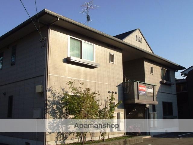 富山県射水市、越中大門駅徒歩20分の築15年 2階建の賃貸アパート