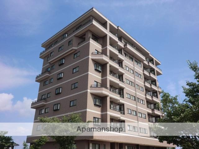 富山県射水市、海王丸駅徒歩2分の築13年 8階建の賃貸マンション