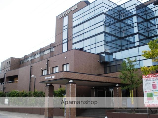 富山県富山市、大泉駅徒歩5分の築21年 5階建の賃貸マンション