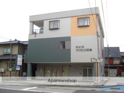 富山県富山市、不二越駅徒歩10分の築26年 3階建の賃貸マンション
