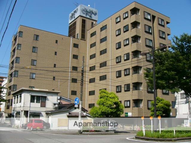 富山県富山市、桜橋駅徒歩6分の築28年 8階建の賃貸マンション