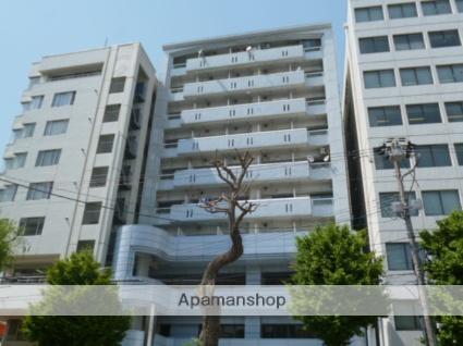富山県富山市、富山駅徒歩4分の築30年 10階建の賃貸マンション