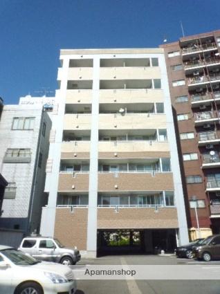 富山県富山市、西町駅徒歩10分の築12年 7階建の賃貸マンション