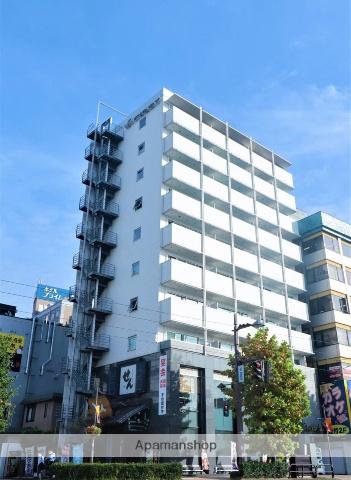 富山県富山市、富山駅徒歩3分の築11年 10階建の賃貸マンション