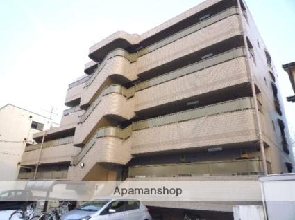 富山県富山市、小泉町駅徒歩6分の築24年 4階建の賃貸マンション