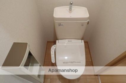 メゾン・ド・シャリテⅡ[1LDK/46.71m2]のトイレ