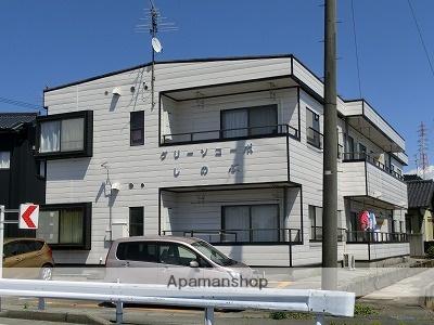 富山県富山市の築32年 2階建の賃貸マンション