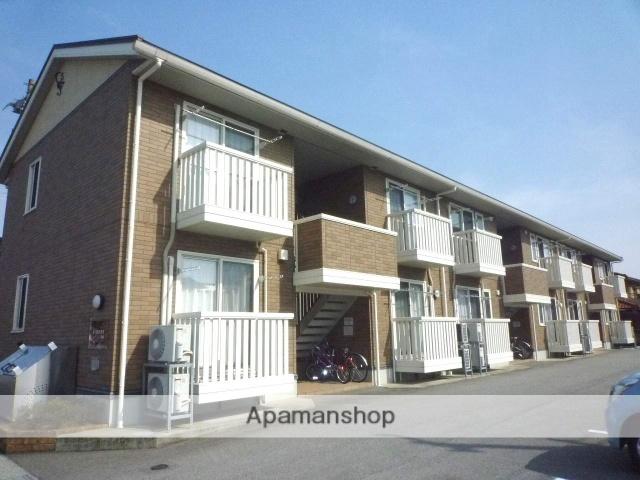 富山県富山市、不二越駅徒歩7分の築8年 2階建の賃貸アパート