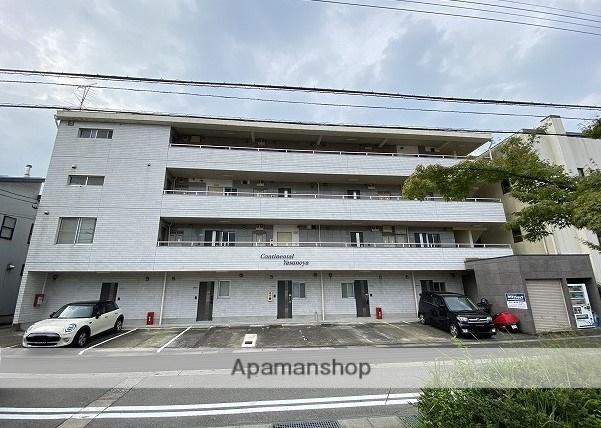 富山県富山市、諏訪川原駅徒歩6分の築30年 4階建の賃貸マンション