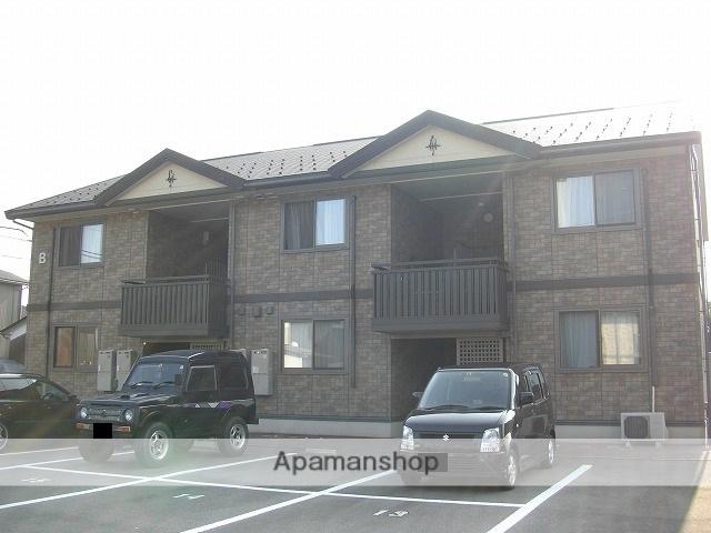 富山県中新川郡上市町、上市駅徒歩12分の築12年 2階建の賃貸アパート