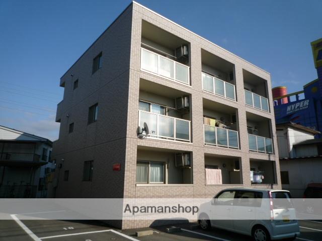 富山県富山市、粟島(大阪屋ショップ前)駅徒歩17分の築12年 3階建の賃貸マンション