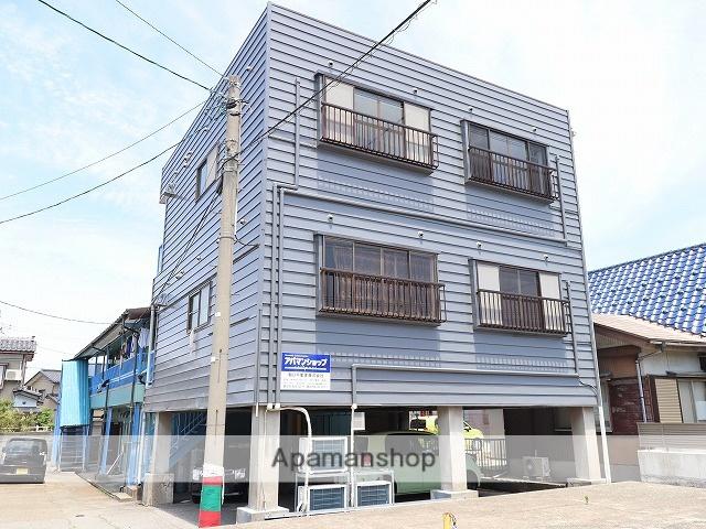 富山県富山市、大泉駅徒歩20分の築31年 3階建の賃貸マンション