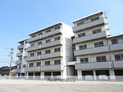 富山県富山市の築30年 4階建の賃貸マンション