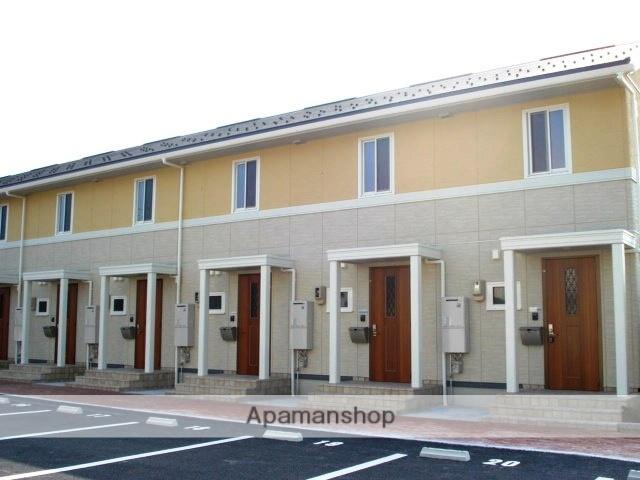富山県富山市の築9年 2階建の賃貸テラスハウス