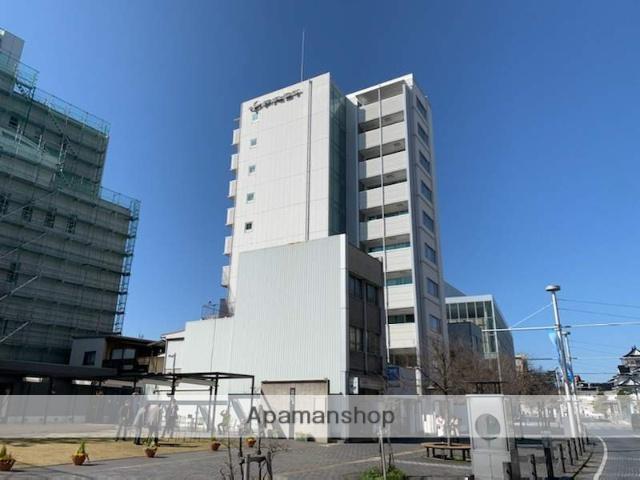富山県富山市、丸の内駅徒歩5分の築11年 10階建の賃貸マンション