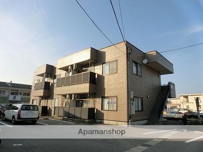 富山県富山市の築16年 2階建の賃貸マンション