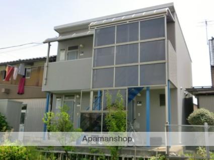 富山県富山市、東新庄駅徒歩9分の築14年 2階建の賃貸アパート