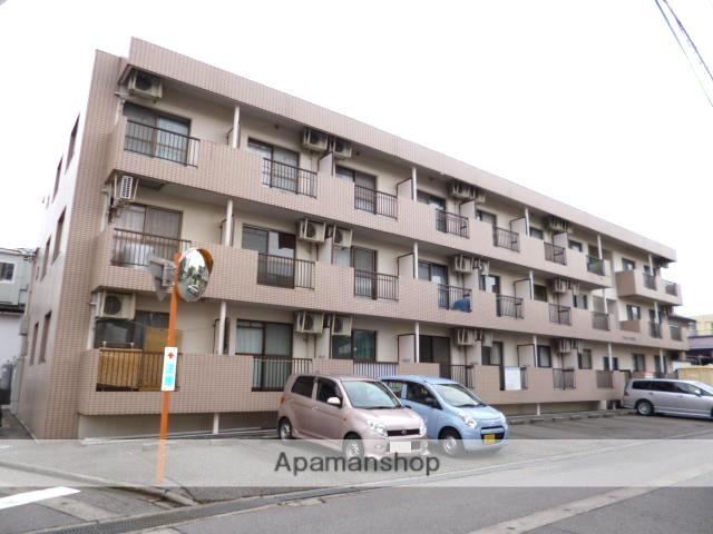 富山県富山市、奥田中学校前駅徒歩9分の築21年 3階建の賃貸マンション