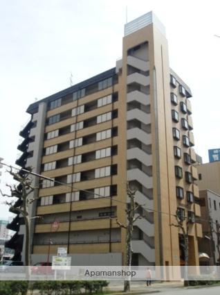 富山県富山市、富山駅徒歩3分の築30年 10階建の賃貸マンション