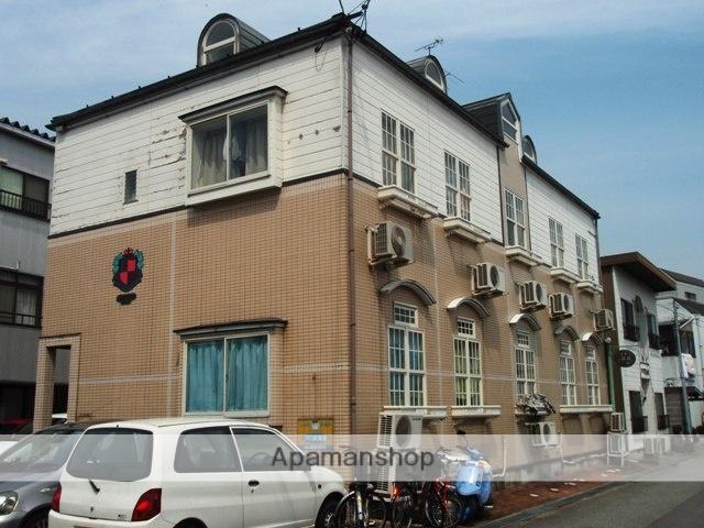 富山県富山市の築26年 2階建の賃貸アパート