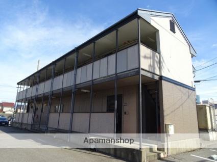 富山県富山市、富山駅徒歩12分の築19年 2階建の賃貸アパート