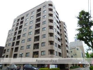 富山県富山市、富山駅徒歩3分の築27年 10階建の賃貸マンション