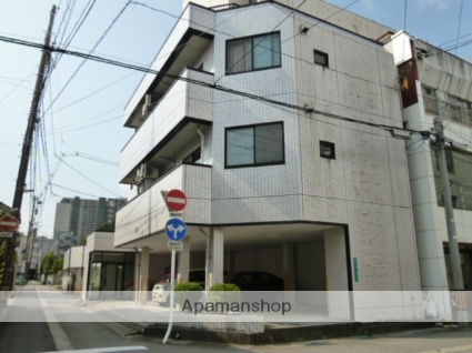 富山県富山市、荒町駅徒歩3分の築28年 3階建の賃貸マンション