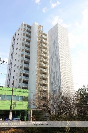 富山県富山市、桜橋駅徒歩6分の築3年 15階建の賃貸マンション