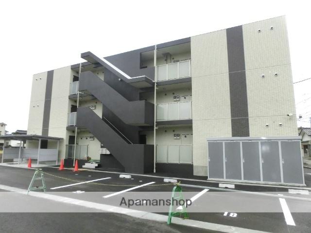 富山県富山市、不二越駅徒歩20分の新築 3階建の賃貸マンション