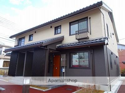 富山県富山市、大広田駅徒歩11分の新築 2階建の賃貸アパート