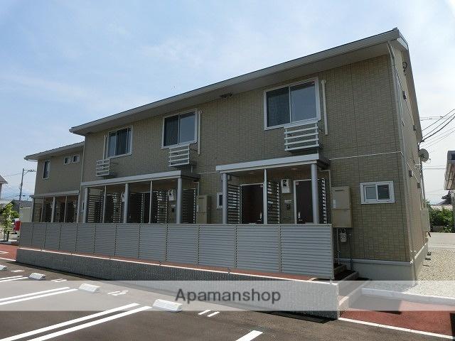 富山県中新川郡立山町、五百石駅徒歩15分の新築 2階建の賃貸アパート