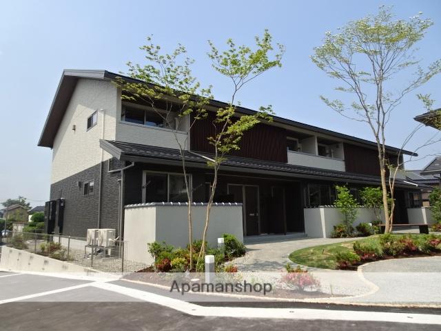富山県富山市、南富山駅徒歩19分の新築 2階建の賃貸アパート