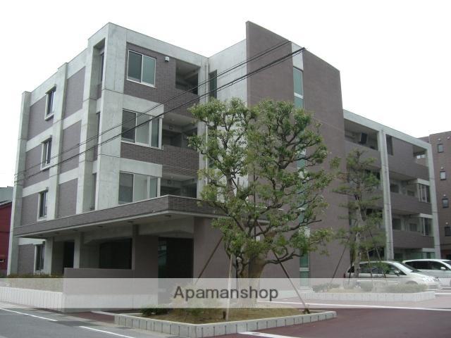 富山県富山市、電鉄富山駅・エスタ前駅徒歩12分の築7年 4階建の賃貸マンション