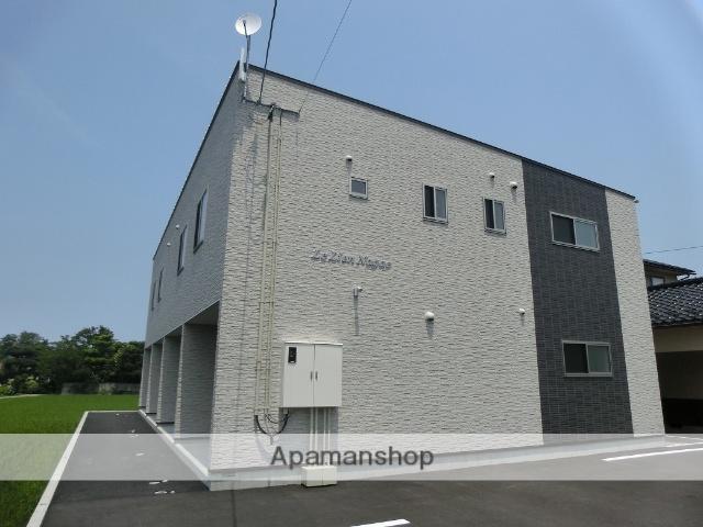 富山県富山市、不二越駅徒歩14分の新築 2階建の賃貸アパート