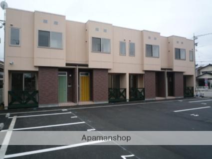 富山県富山市、不二越駅徒歩30分の築7年 2階建の賃貸テラスハウス