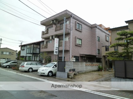 富山県富山市、諏訪川原駅徒歩6分の築21年 3階建の賃貸マンション