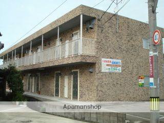 富山県富山市の築28年 2階建の賃貸アパート