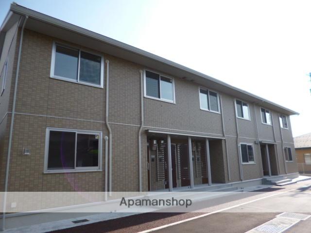 富山県富山市、奥田中学校前駅徒歩16分の築4年 2階建の賃貸アパート