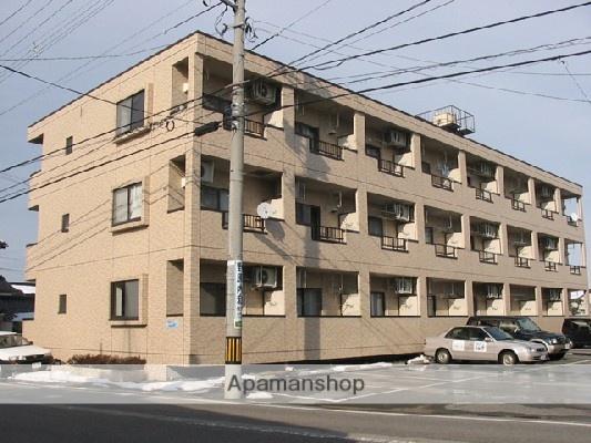 富山県富山市の築20年 3階建の賃貸マンション