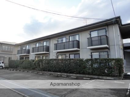 富山県富山市、東八尾駅徒歩63分の築20年 2階建の賃貸アパート