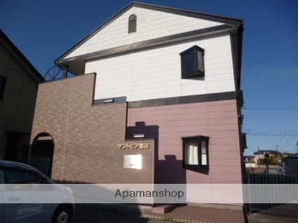 富山県富山市、城川原駅徒歩16分の築23年 2階建の賃貸アパート