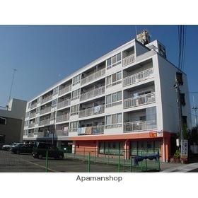 富山県富山市、南富山駅前駅徒歩15分の築33年 5階建の賃貸マンション
