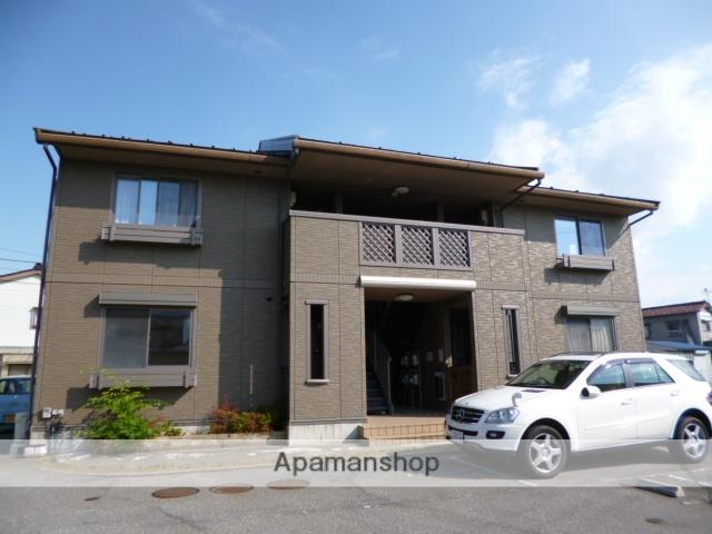 富山県富山市、粟島(大阪屋ショップ前)駅徒歩8分の築16年 2階建の賃貸アパート