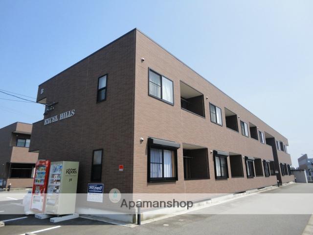 富山県富山市、婦中鵜坂駅徒歩24分の築10年 2階建の賃貸アパート