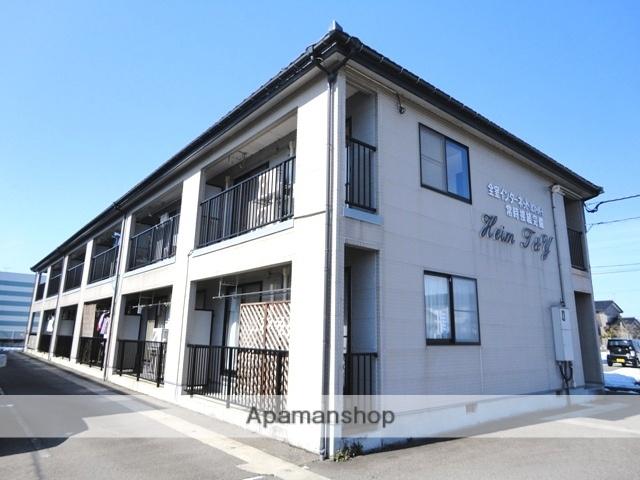富山県富山市、速星駅徒歩13分の築19年 2階建の賃貸アパート