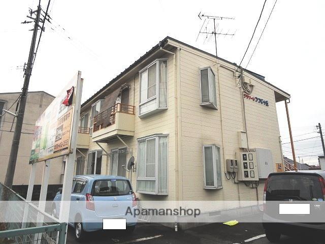 富山県富山市、速星駅徒歩15分の築26年 2階建の賃貸アパート