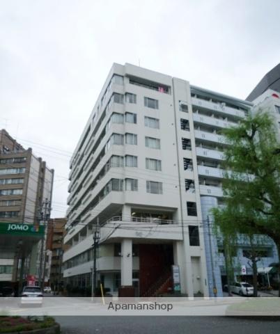 富山県富山市、富山駅徒歩1分の築38年 9階建の賃貸マンション
