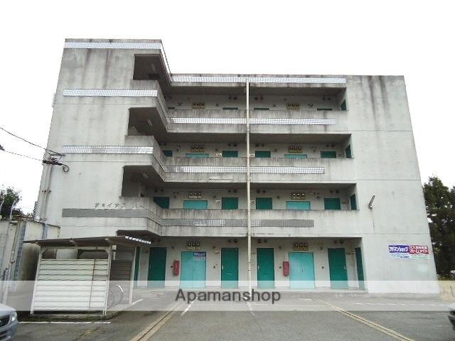 富山県富山市、南富山駅徒歩7分の築27年 4階建の賃貸マンション