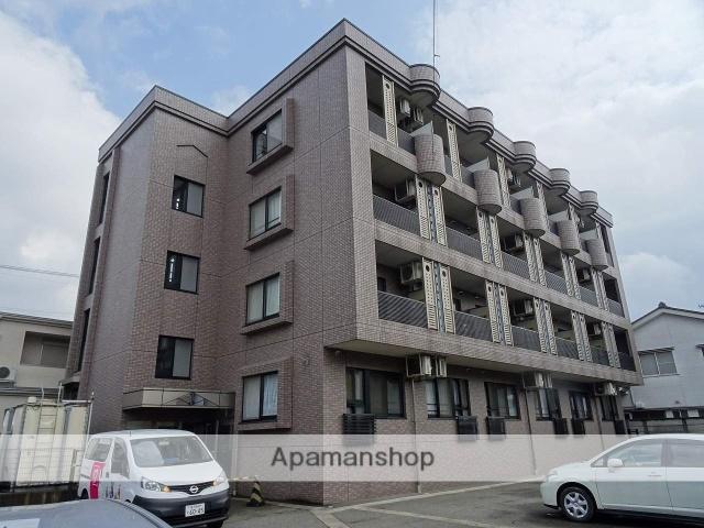 富山県富山市、大町駅徒歩6分の築18年 4階建の賃貸マンション